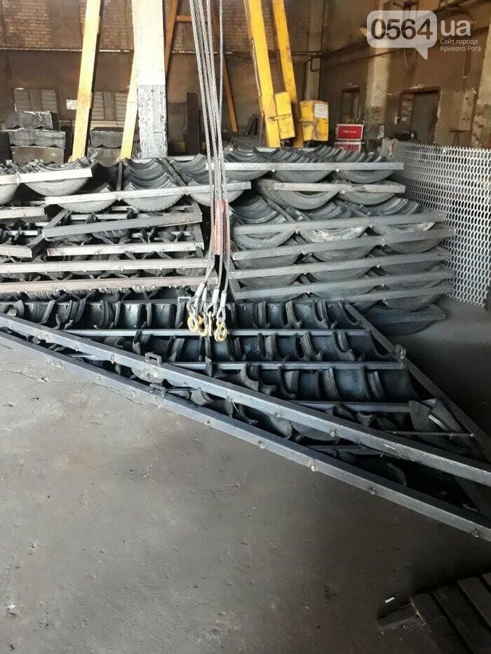 Задержаны злоумышленники, которые изготавливали некачественный металл для инфраструктурных объектов Днепра , фото-3