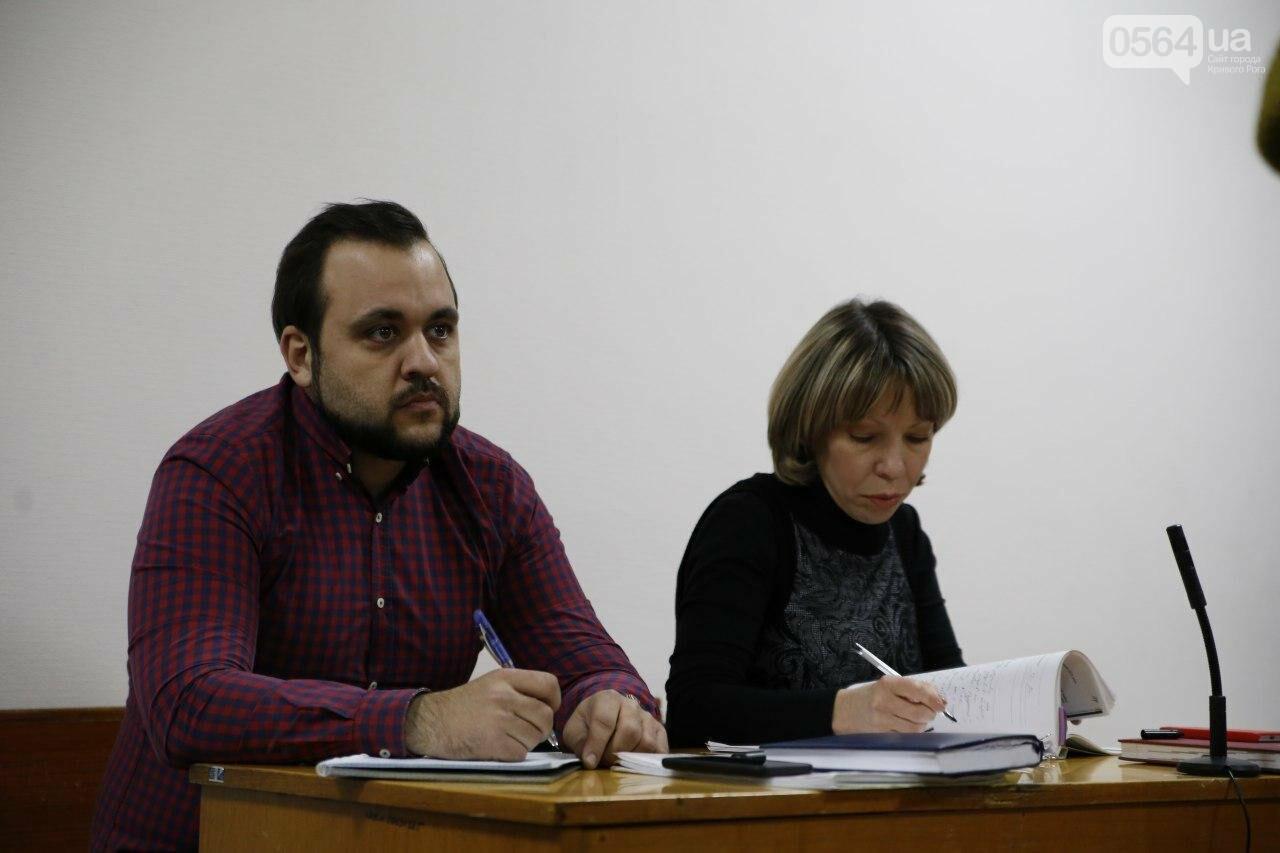 В Кривом Роге допросили последнего свидетеля в деле экс-охранника, ударившего журналиста и оскорбившего украинцев, - ФОТО , фото-6