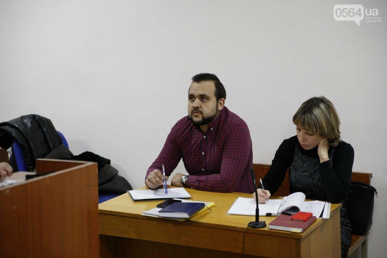 В Кривом Роге допросили последнего свидетеля в деле экс-охранника, ударившего журналиста и оскорбившего украинцев, - ФОТО , фото-3