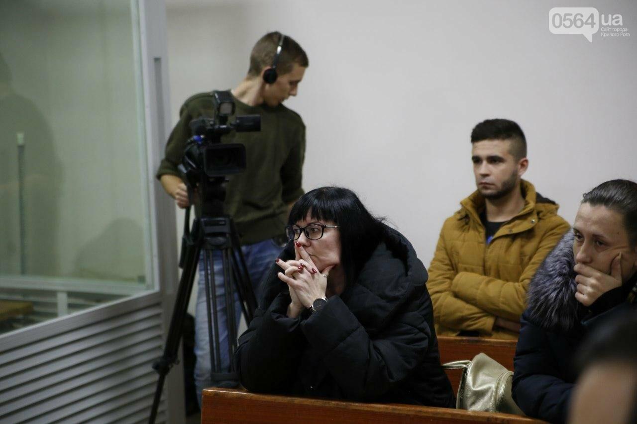 В Кривом Роге допросили последнего свидетеля в деле экс-охранника, ударившего журналиста и оскорбившего украинцев, - ФОТО , фото-10