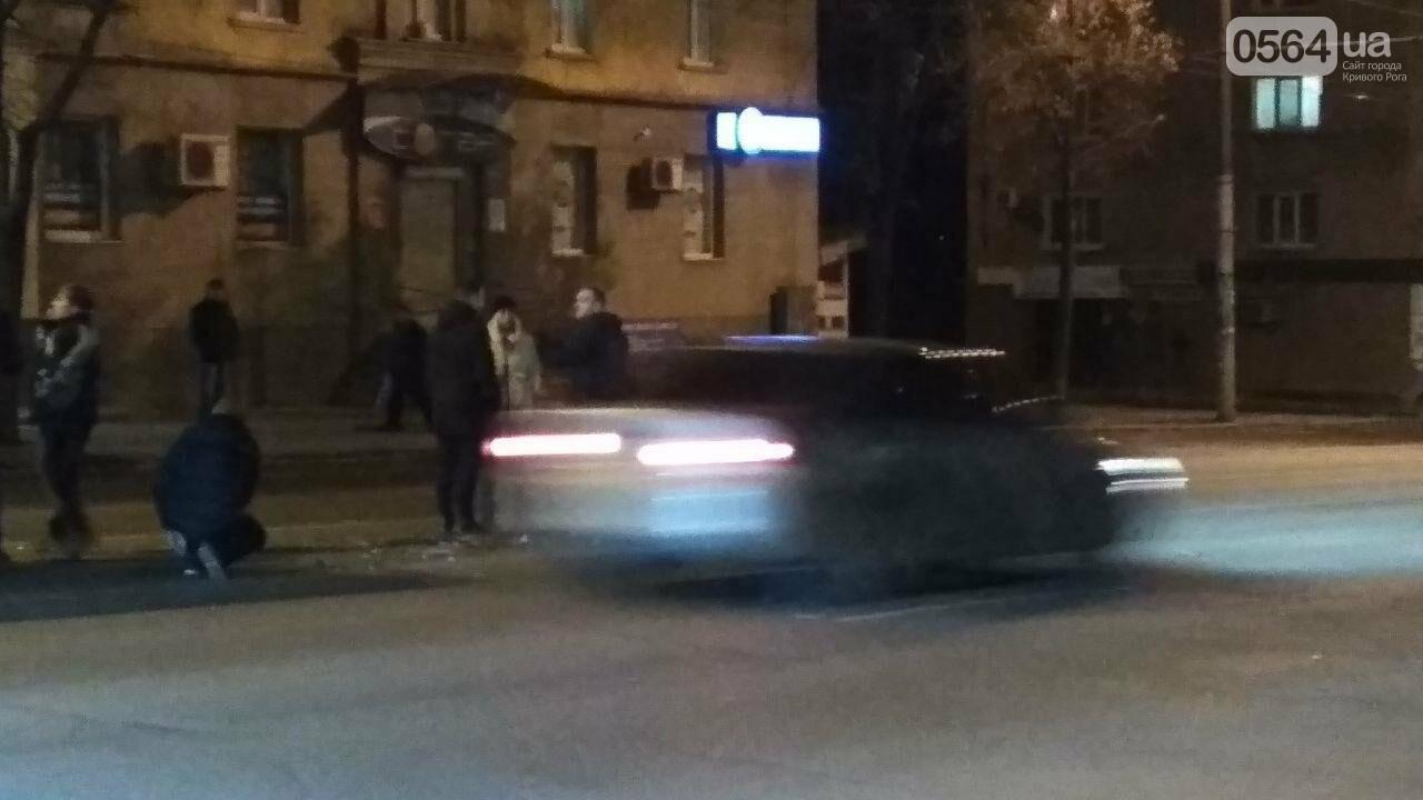 Пропуская пешехода, в Кривом Роге столкнулись два автомобиля, - ФОТО , фото-2