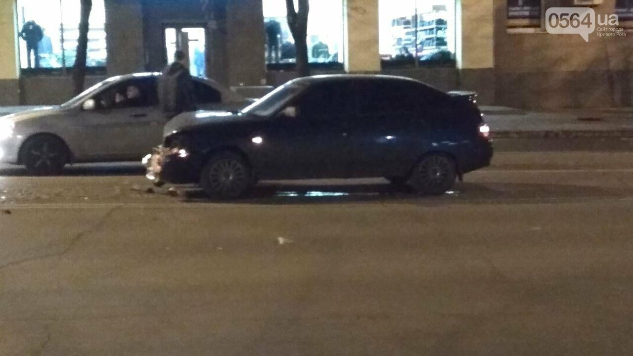 Пропуская пешехода, в Кривом Роге столкнулись два автомобиля, - ФОТО , фото-6