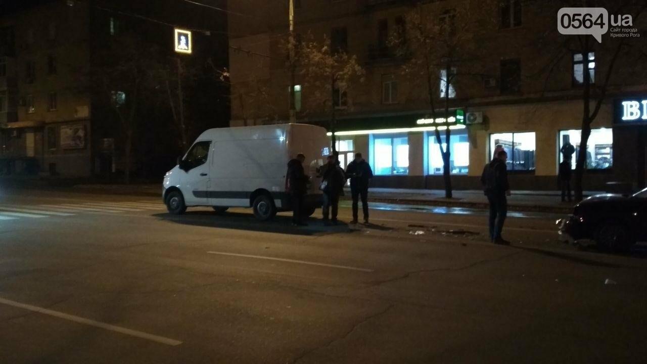 Пропуская пешехода, в Кривом Роге столкнулись два автомобиля, - ФОТО , фото-7