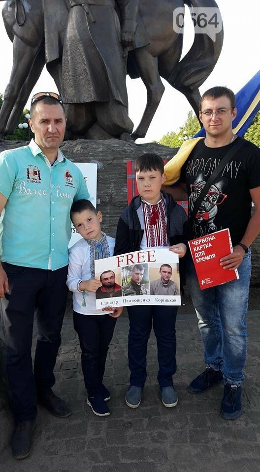 Николай Герасименко: В плену я старался держаться так, чтобы не было стыдно перед страной и людьми, фото-6