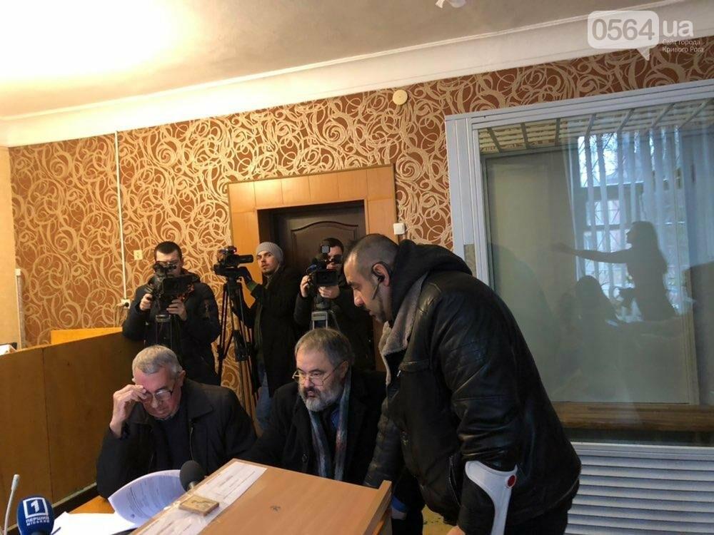 """Инструктора"", который тяжело ранил криворожского журналиста, хотят отправить в СИЗО на 2 месяца, - ФОТО , фото-5"