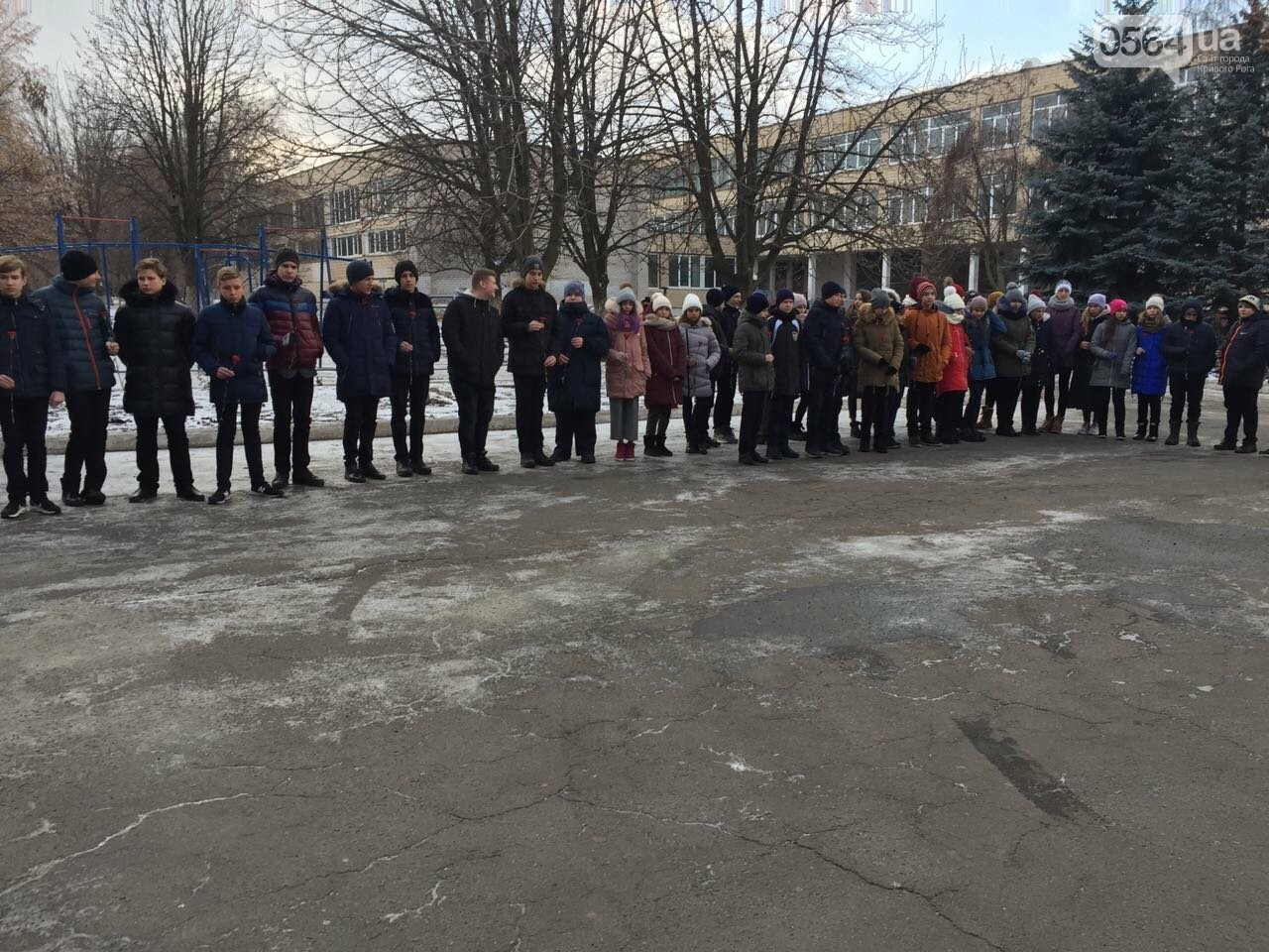 В криворожской школе открыли мемориальную доску в память о героически погибшем выпускнике - ФОТО, фото-10