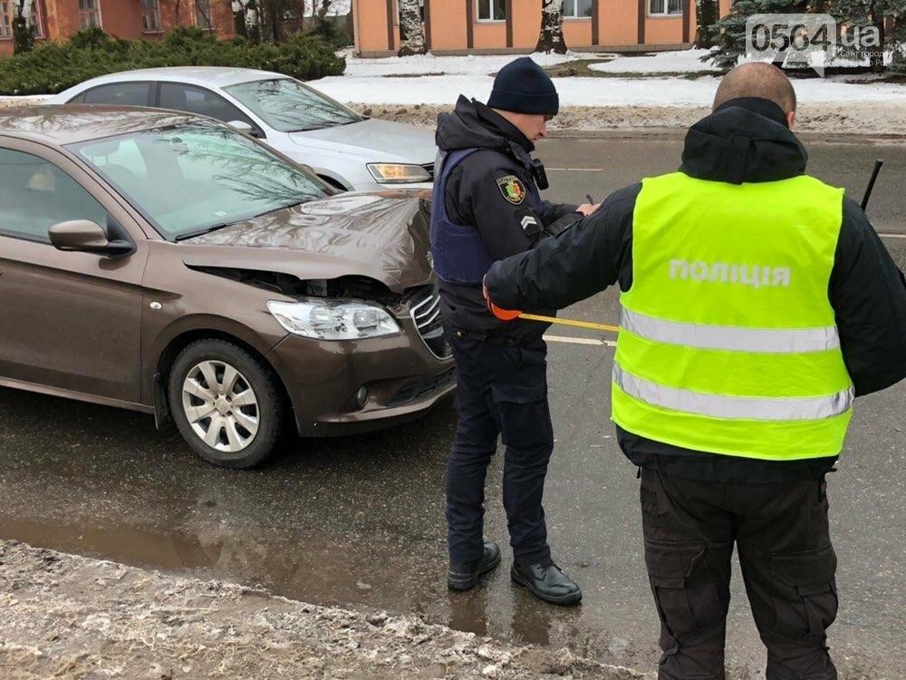 В Кривом Роге столкнулись ГАЗель и Peugeot, - ФОТО, фото-6