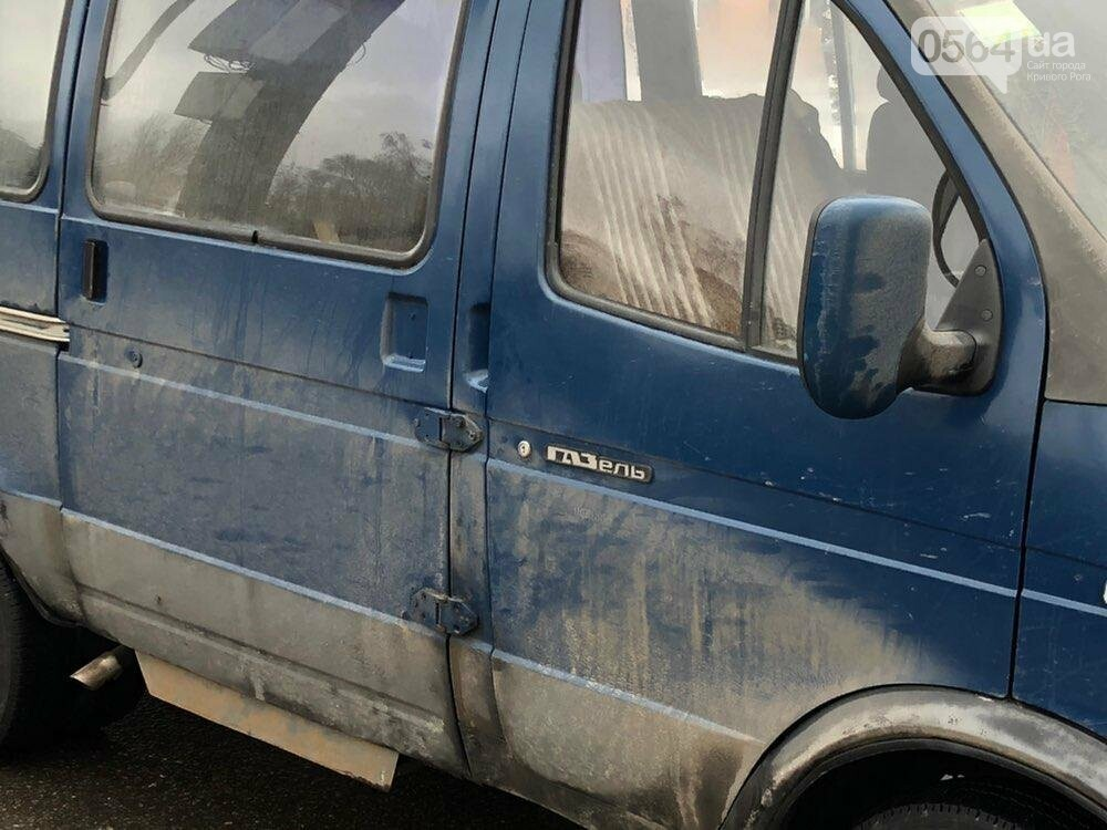 В Кривом Роге столкнулись ГАЗель и Peugeot, - ФОТО, фото-3