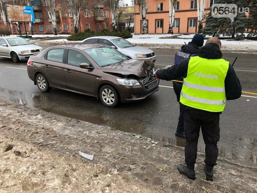 В Кривом Роге столкнулись ГАЗель и Peugeot, - ФОТО, фото-9