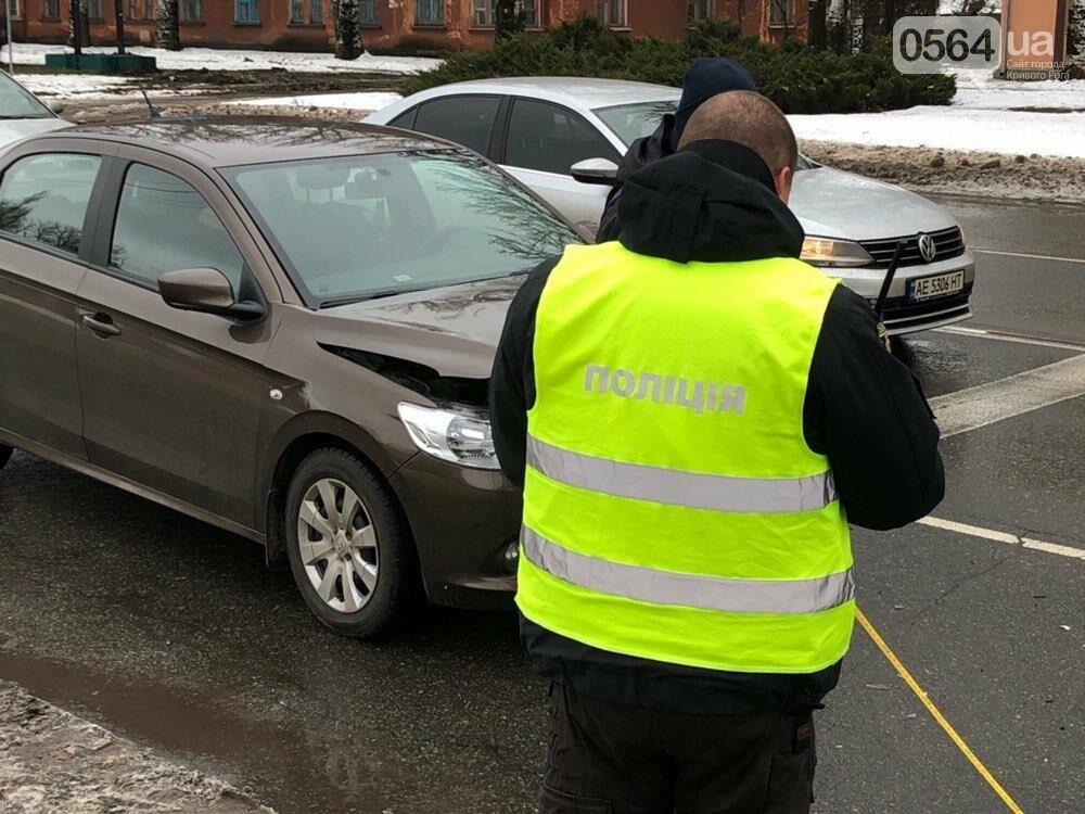 В Кривом Роге столкнулись ГАЗель и Peugeot, - ФОТО, фото-10