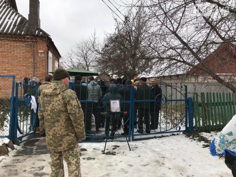 Криворожане провели в последний путь земляка-Героя, - ФОТО , фото-5