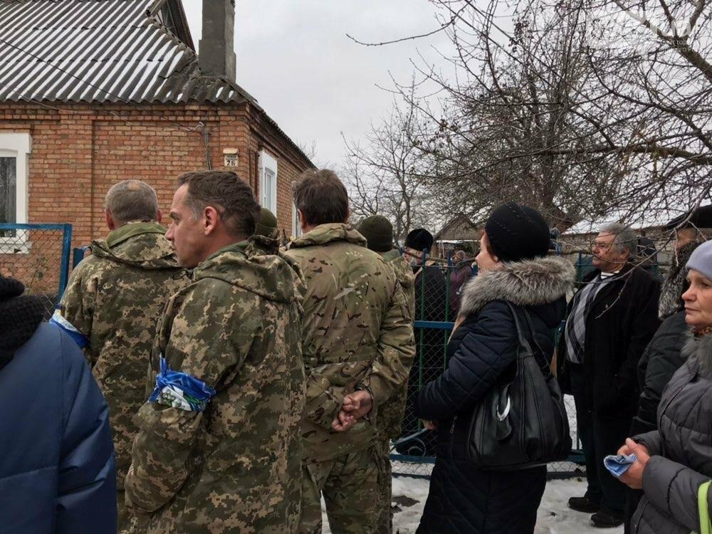 Криворожане провели в последний путь земляка-Героя, - ФОТО , фото-9
