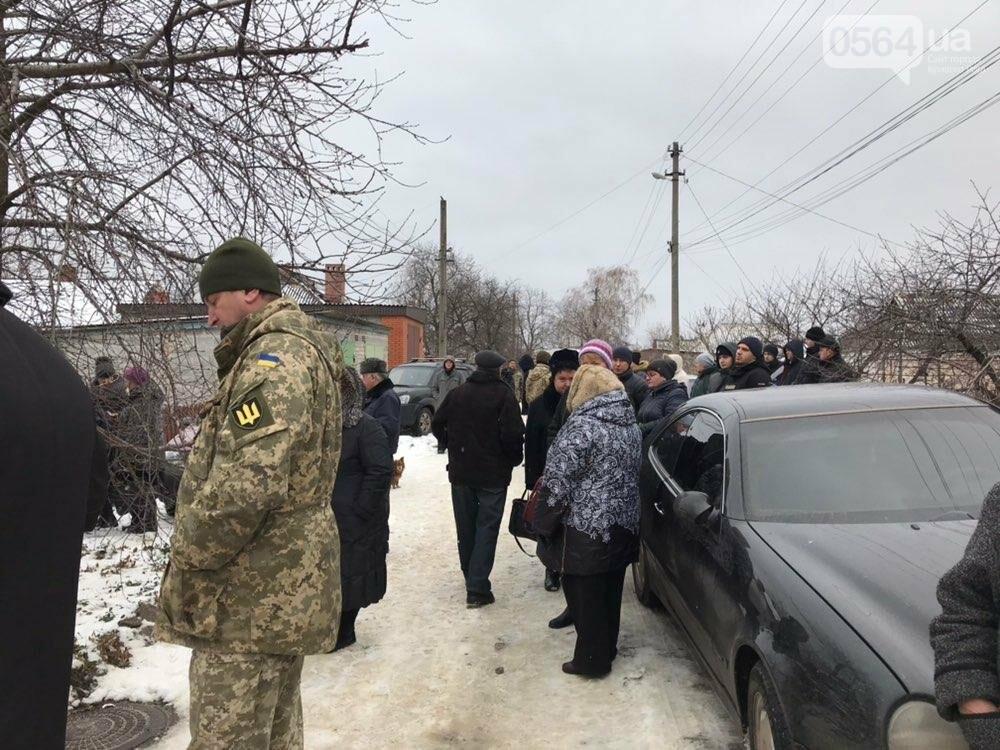 Криворожане провели в последний путь земляка-Героя, - ФОТО , фото-10