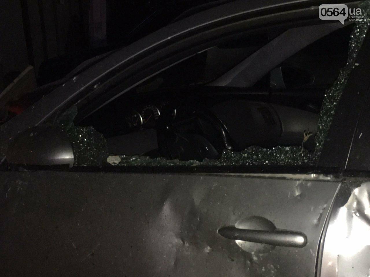 """В Кривом Роге """"BMW"""" снес забор стоянки: повреждено около 10 машин, есть пострадавший, - ФОТО , фото-27"""