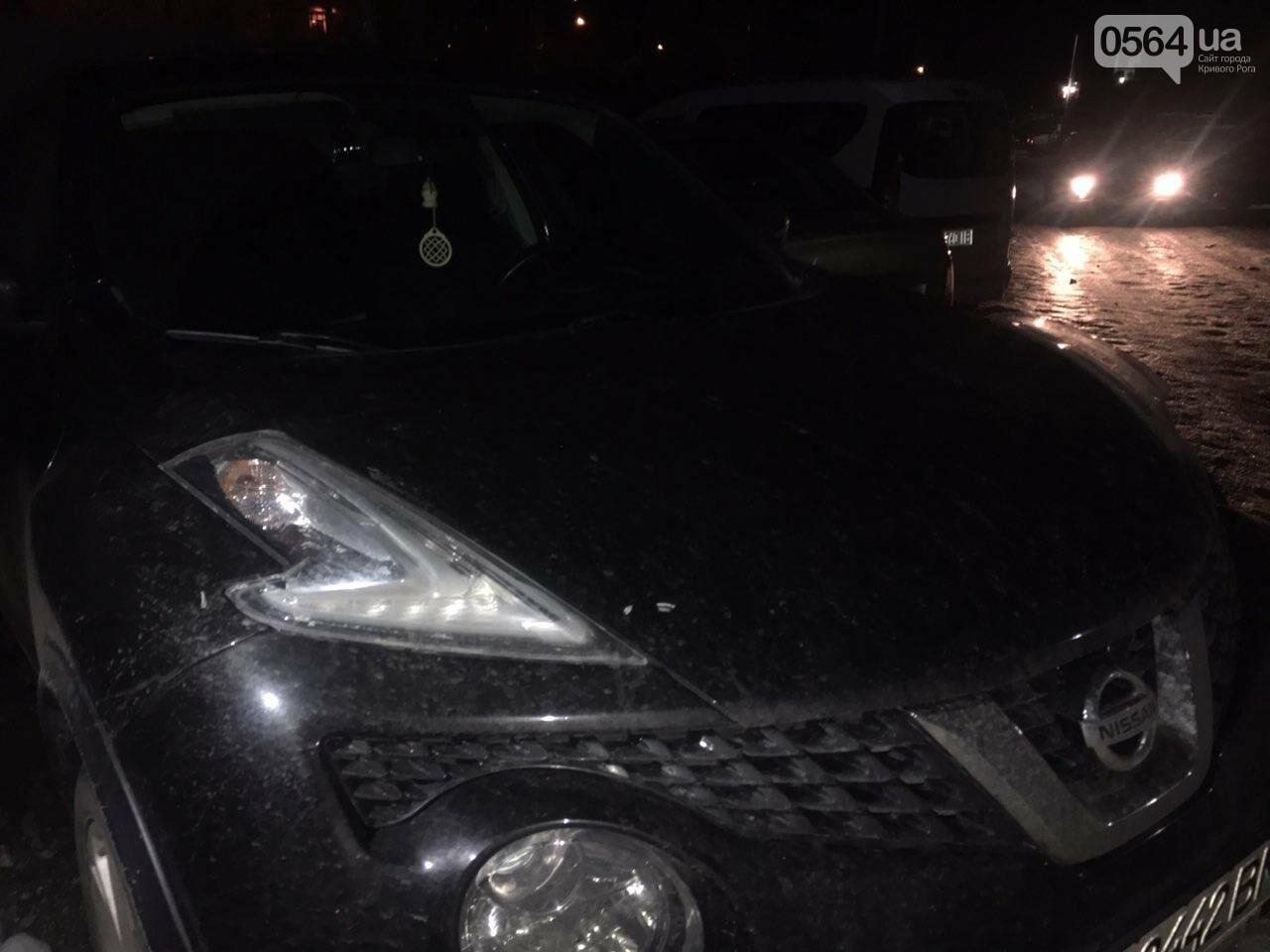"""В Кривом Роге """"BMW"""" снес забор стоянки: повреждено около 10 машин, есть пострадавший, - ФОТО , фото-31"""