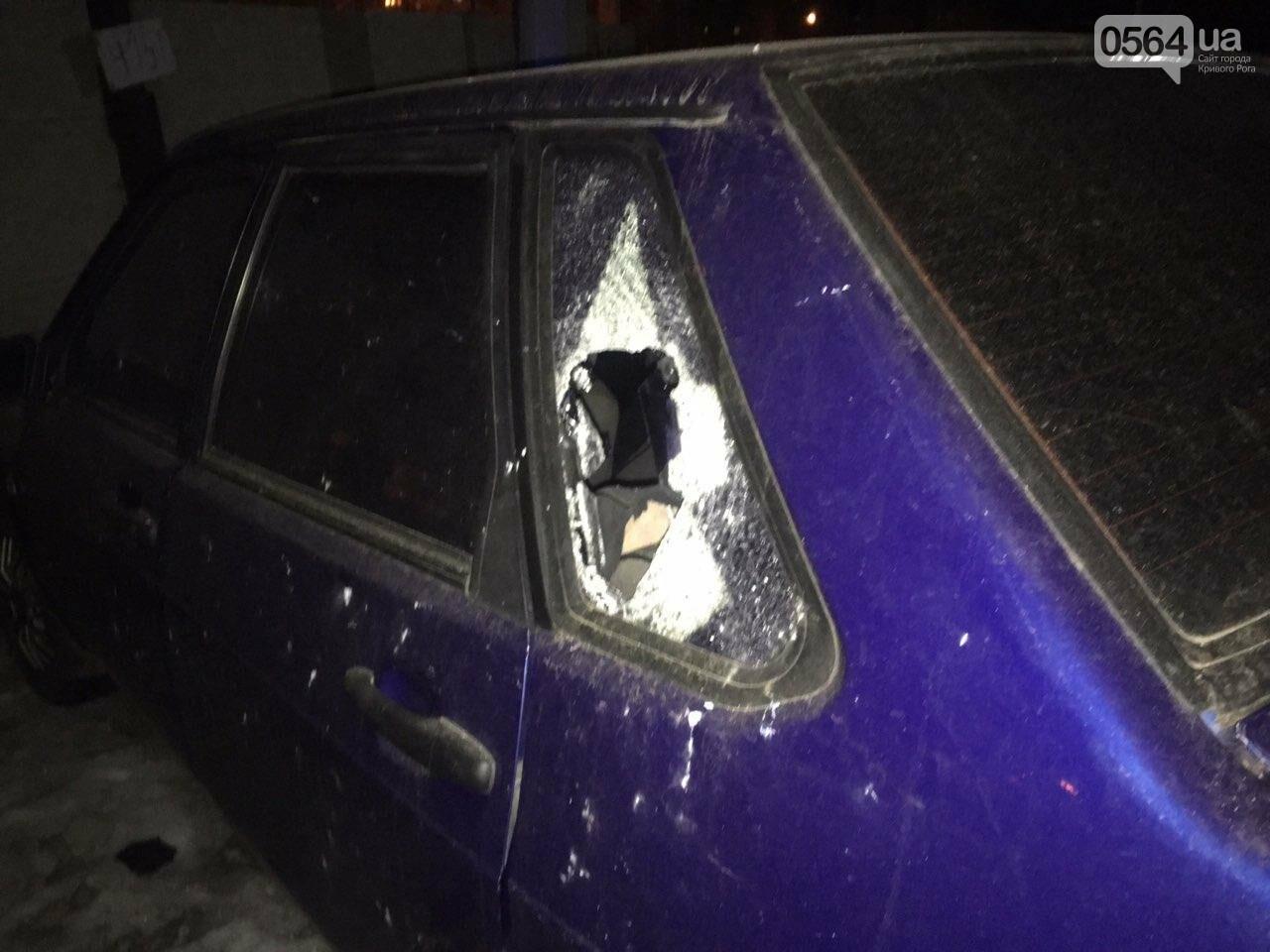 """В Кривом Роге """"BMW"""" снес забор стоянки: повреждено около 10 машин, есть пострадавший, - ФОТО , фото-32"""