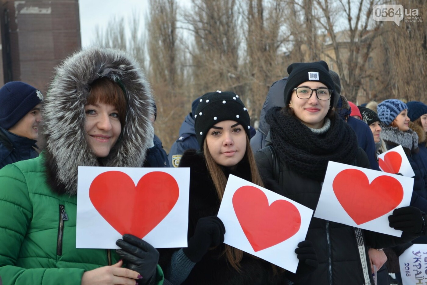 "Криворожане создали ""Живое сердце"" и установили рекорд, - ФОТО, ВИДЕО , фото-15"