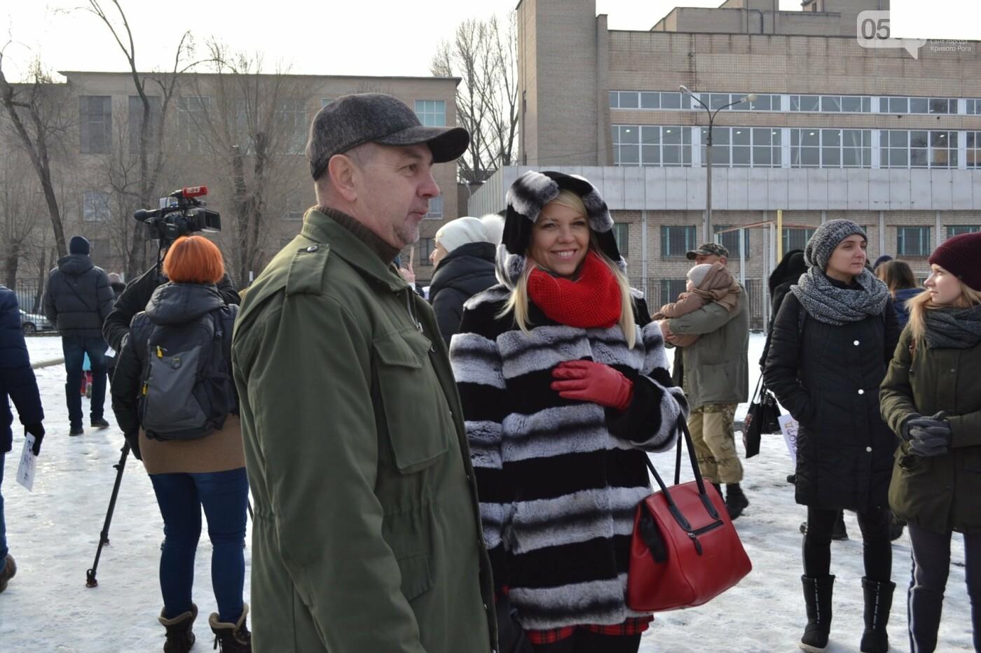 "Криворожане создали ""Живое сердце"" и установили рекорд, - ФОТО, ВИДЕО , фото-12"
