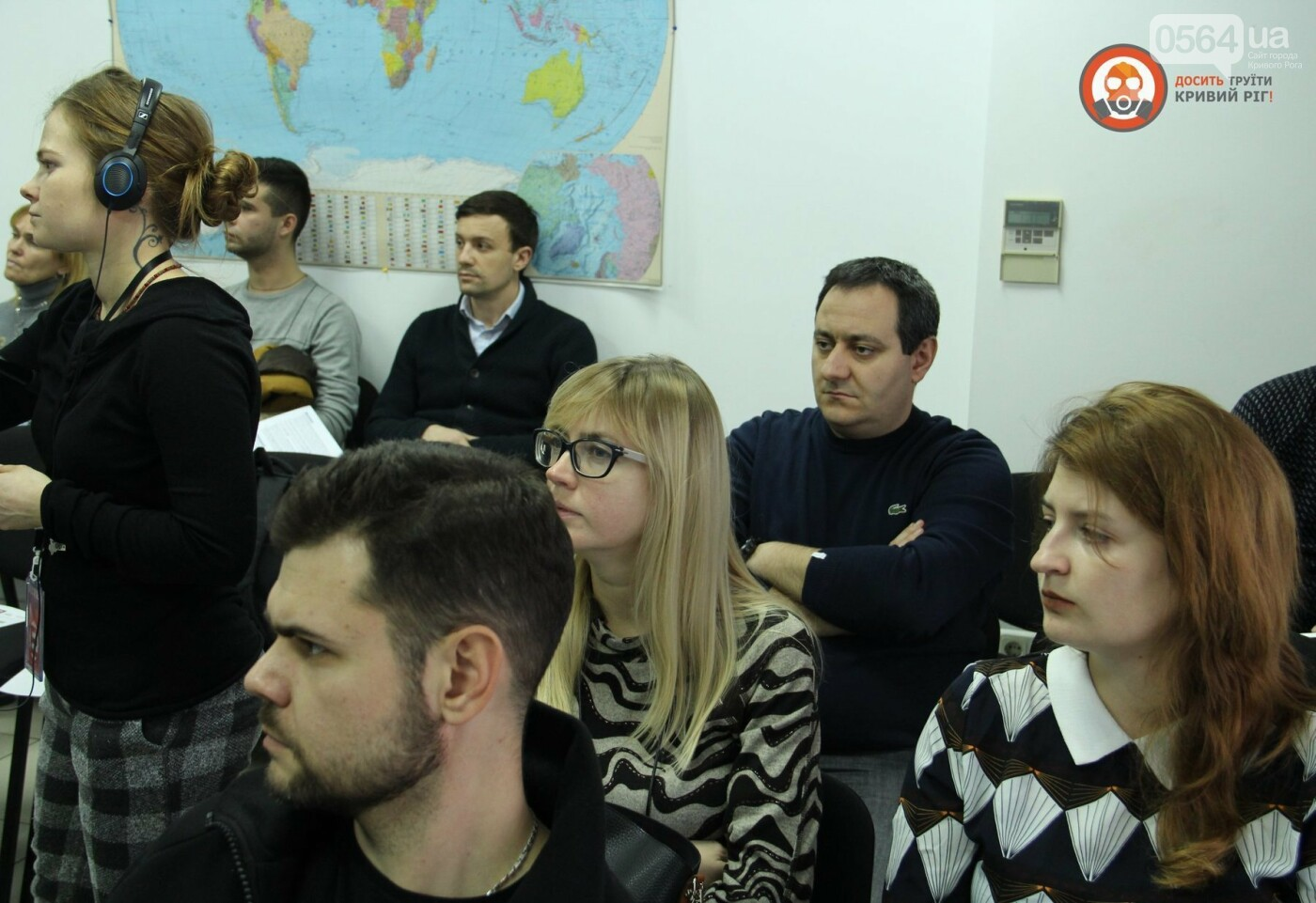 В Кривом Роге презентовали результаты исследований международной команды экологов, - ФОТО, ВИДЕО, фото-9
