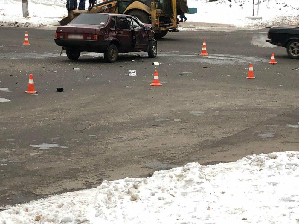 В Кривом Роге перевернулся и загорелся грузовик: пострадали 4 человека, - ФОТО , фото-7