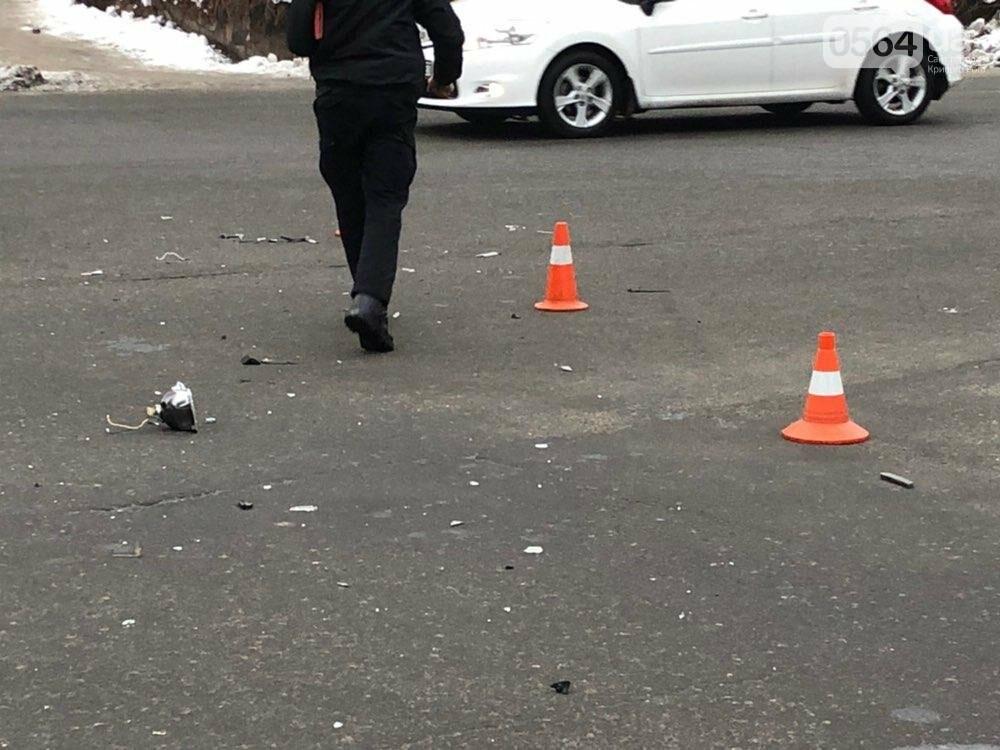 В Кривом Роге перевернулся и загорелся грузовик: пострадали 4 человека, - ФОТО , фото-4