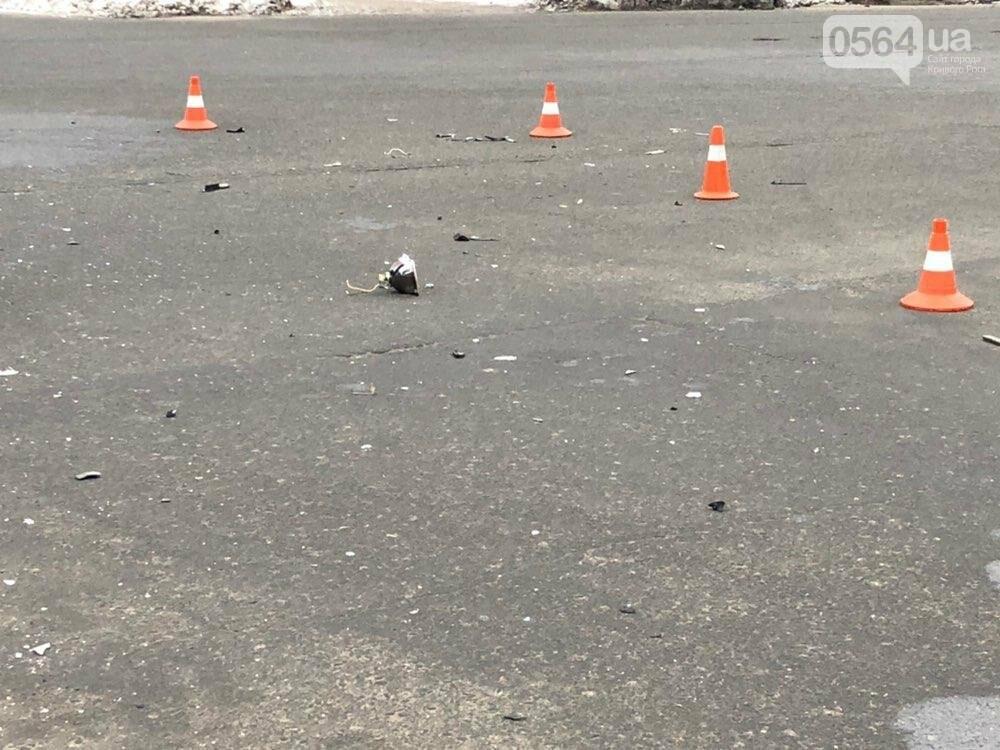 В Кривом Роге перевернулся и загорелся грузовик: пострадали 4 человека, - ФОТО , фото-5
