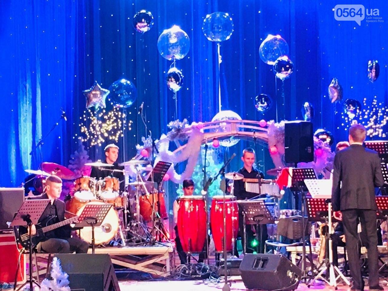 """Let it Snow"": на первое Рождество в Кривом Роге играют джаз, - ФОТО, ВИДЕО, фото-8"