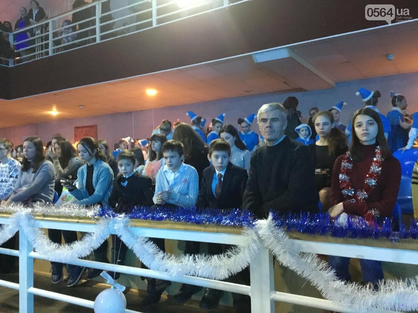 """В Кривом Роге на """"Главной елке"""" поздравили более 1,5 тысячи юных криворожан, - ФОТО, ВИДЕО, фото-18"""