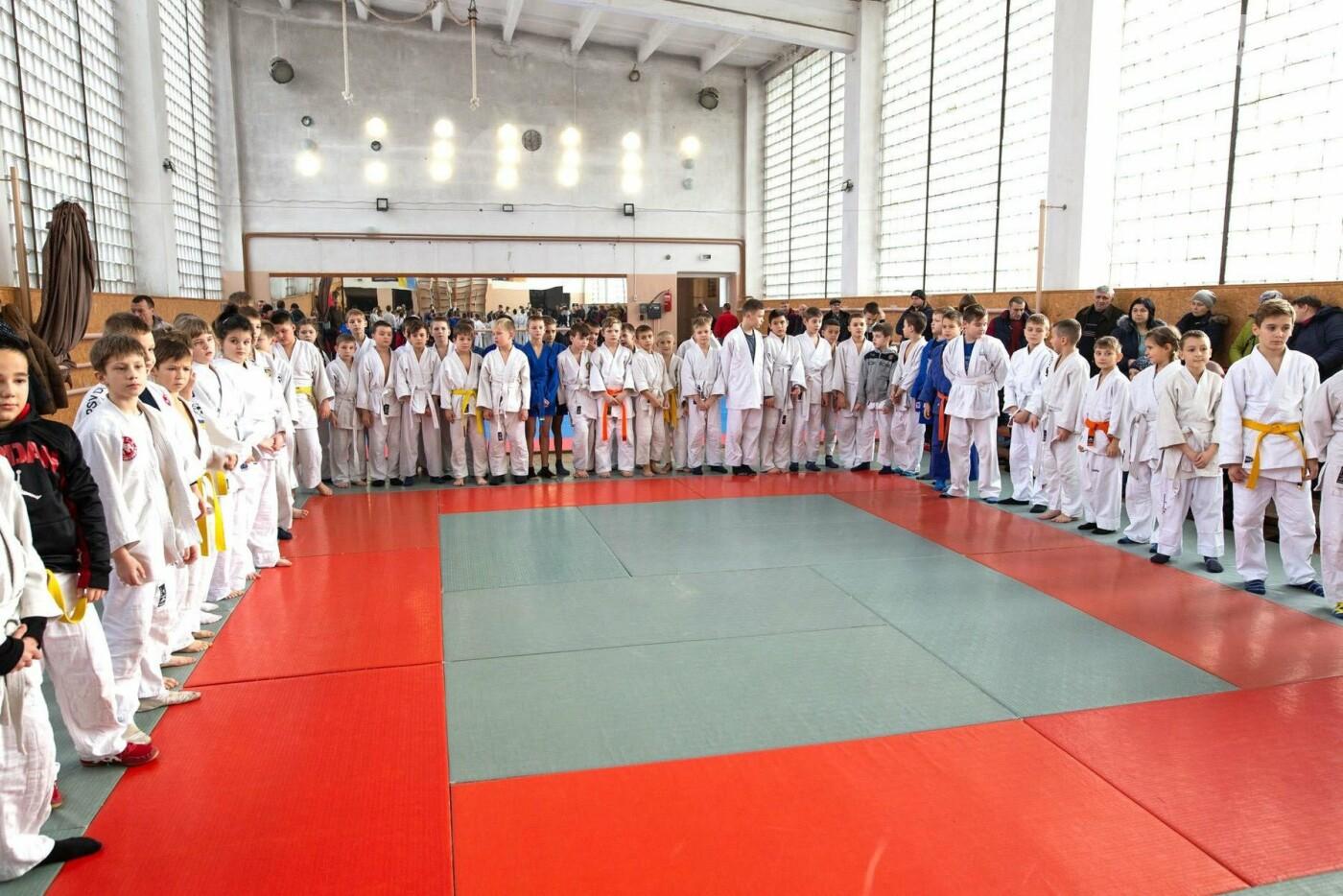 В Кривом Роге состоялся открытый Новогодний турнир по дзюдо, - ФОТО, фото-1