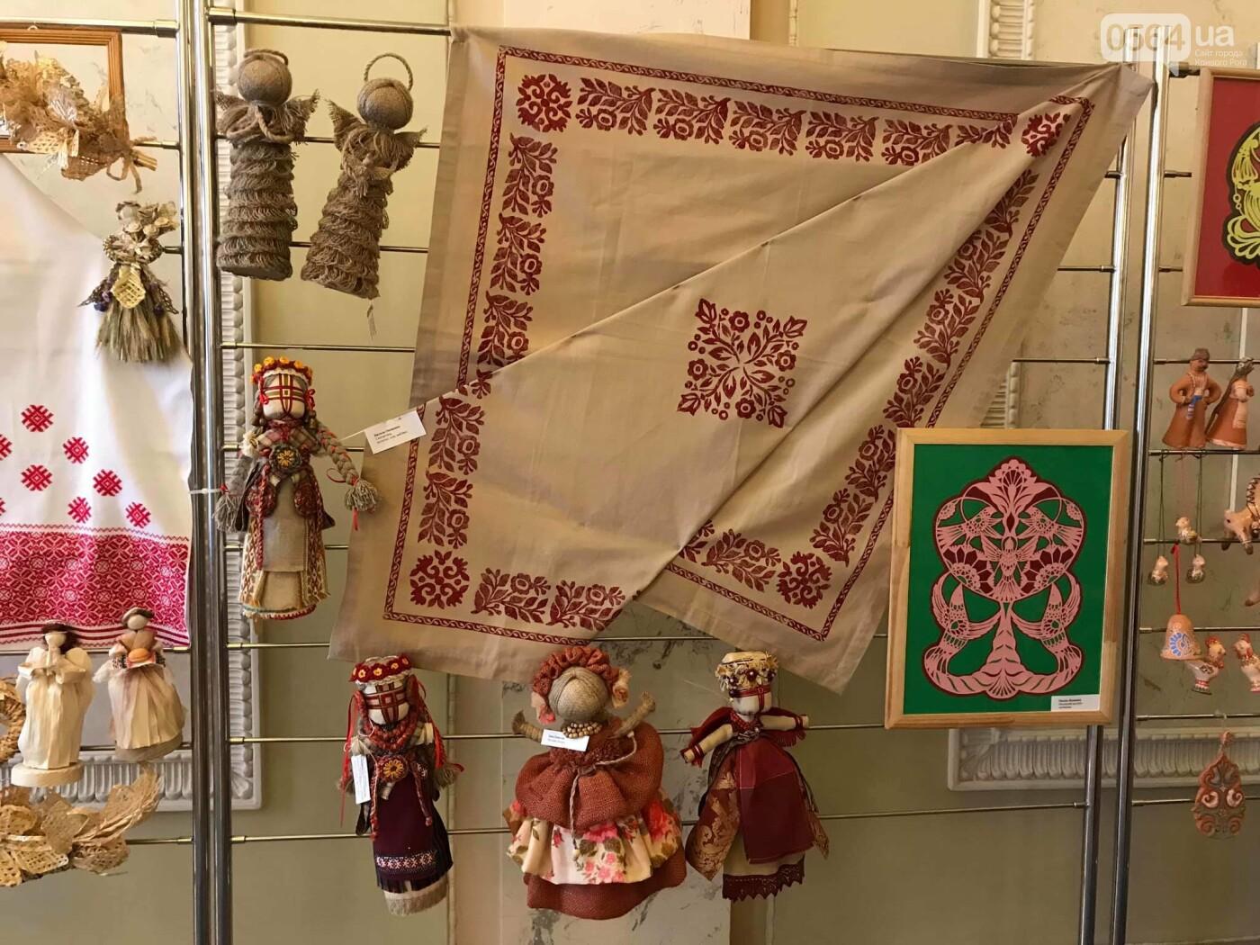 В Верховной Раде открылась выставка криворожских мастериц, - ФОТО, фото-14