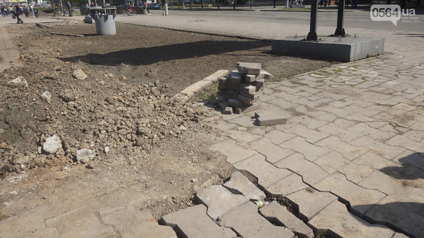 """Перед """"Еврофестом"""" в криворожском парке наводят порядок - работают без выходных, - ФОТО , фото-17"""