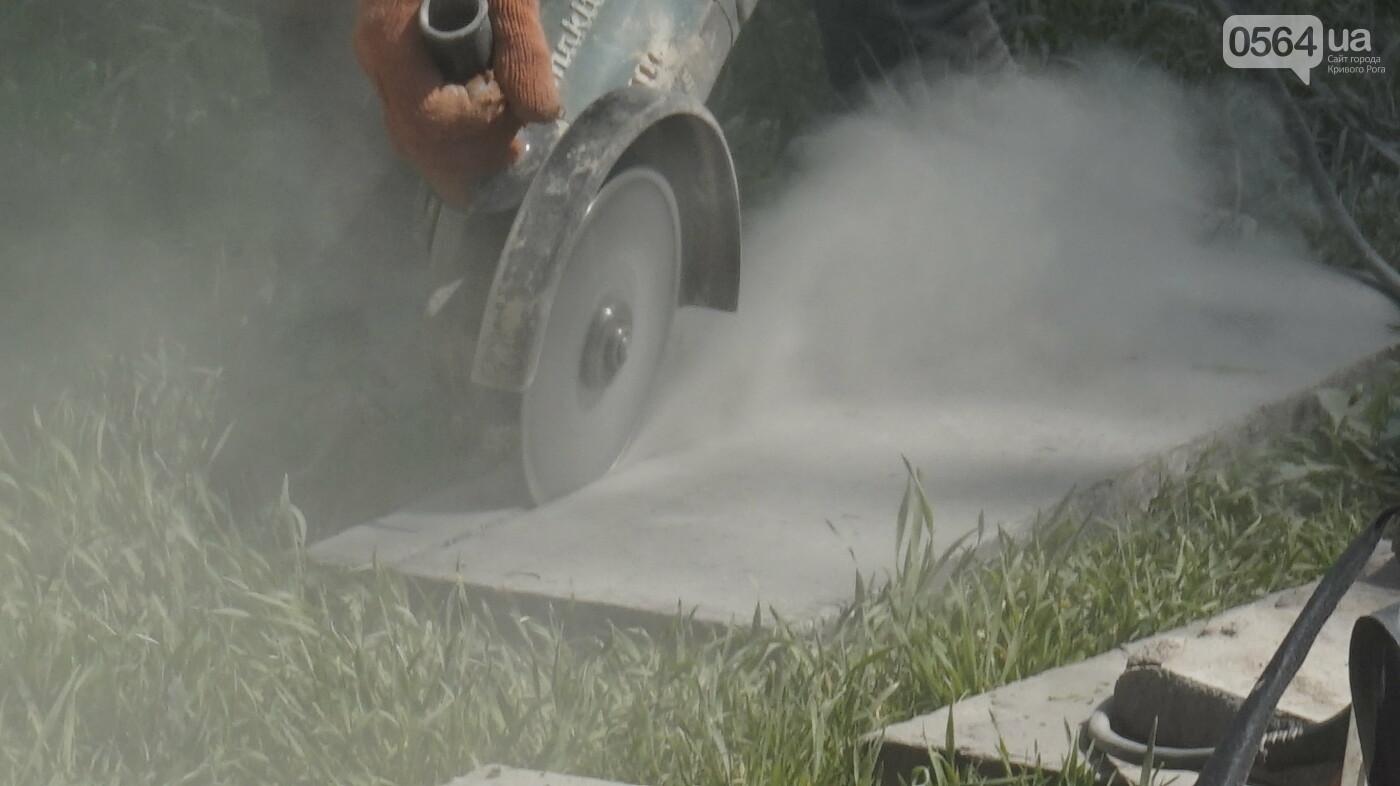"""Перед """"Еврофестом"""" в криворожском парке наводят порядок - работают без выходных, - ФОТО , фото-39"""