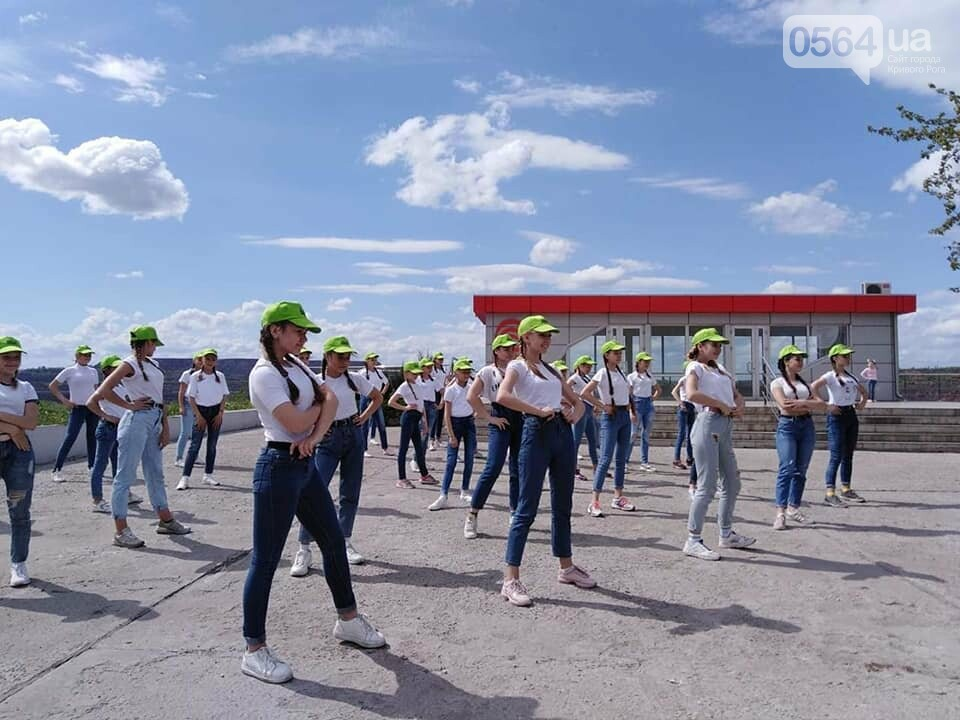Кривой Рог стал частью масштабного танцевального события Европы, - ФОТО, фото-4