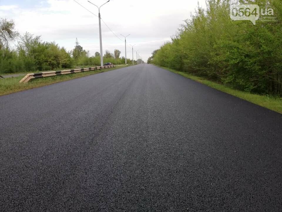 Водителей предупредили - под Кривым Рогом ремонтируют участок трассы Н-11, - ФОТО, фото-4