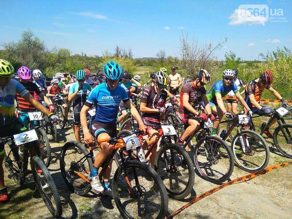 Велогонщиков со всей Украины собрали в Кривом Роге на Гранкарьере, - ФОТО, фото-2