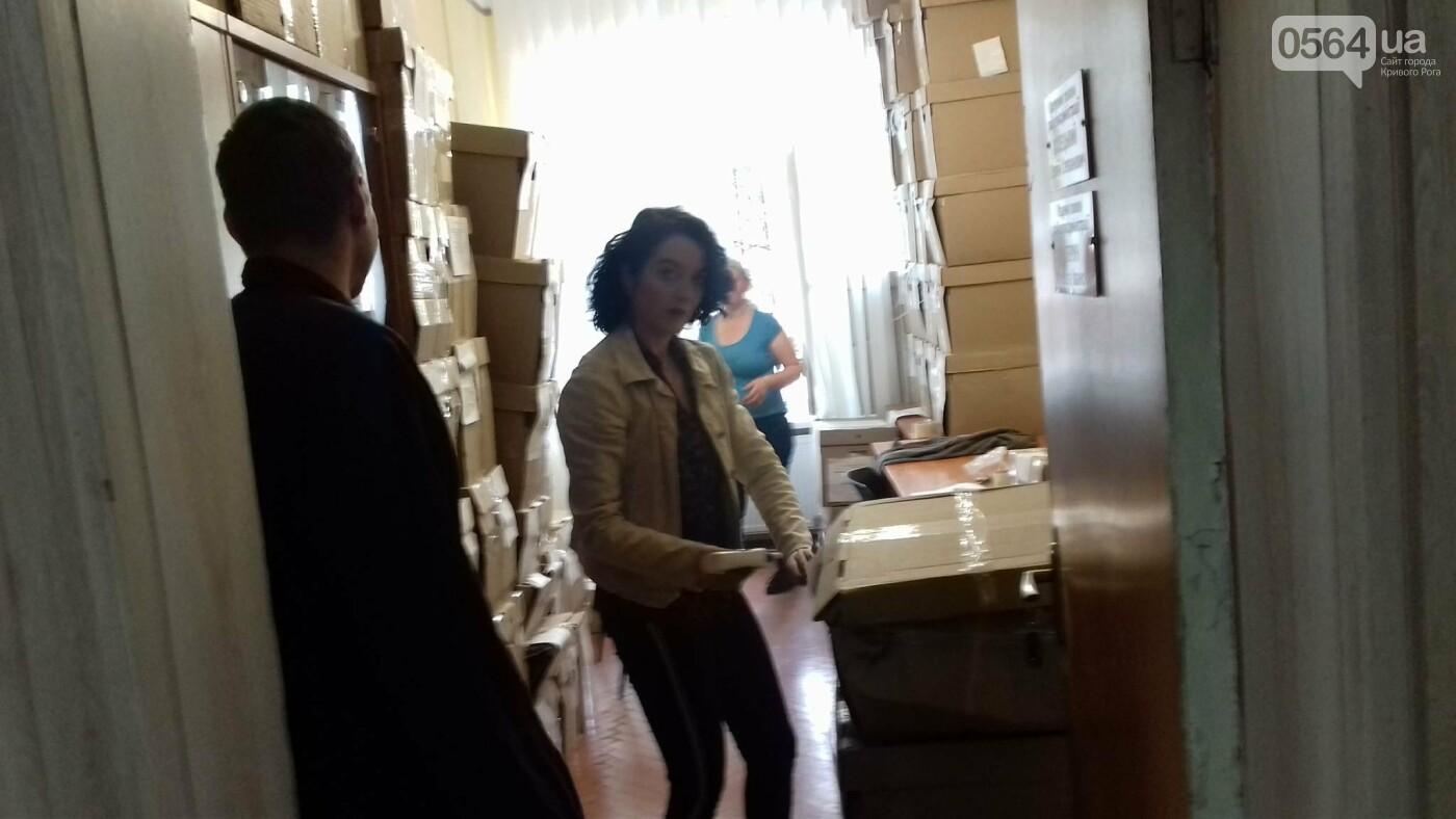 ОИК в Кривом Роге завершают работу и сдают документы в архив, - ФОТО, фото-4