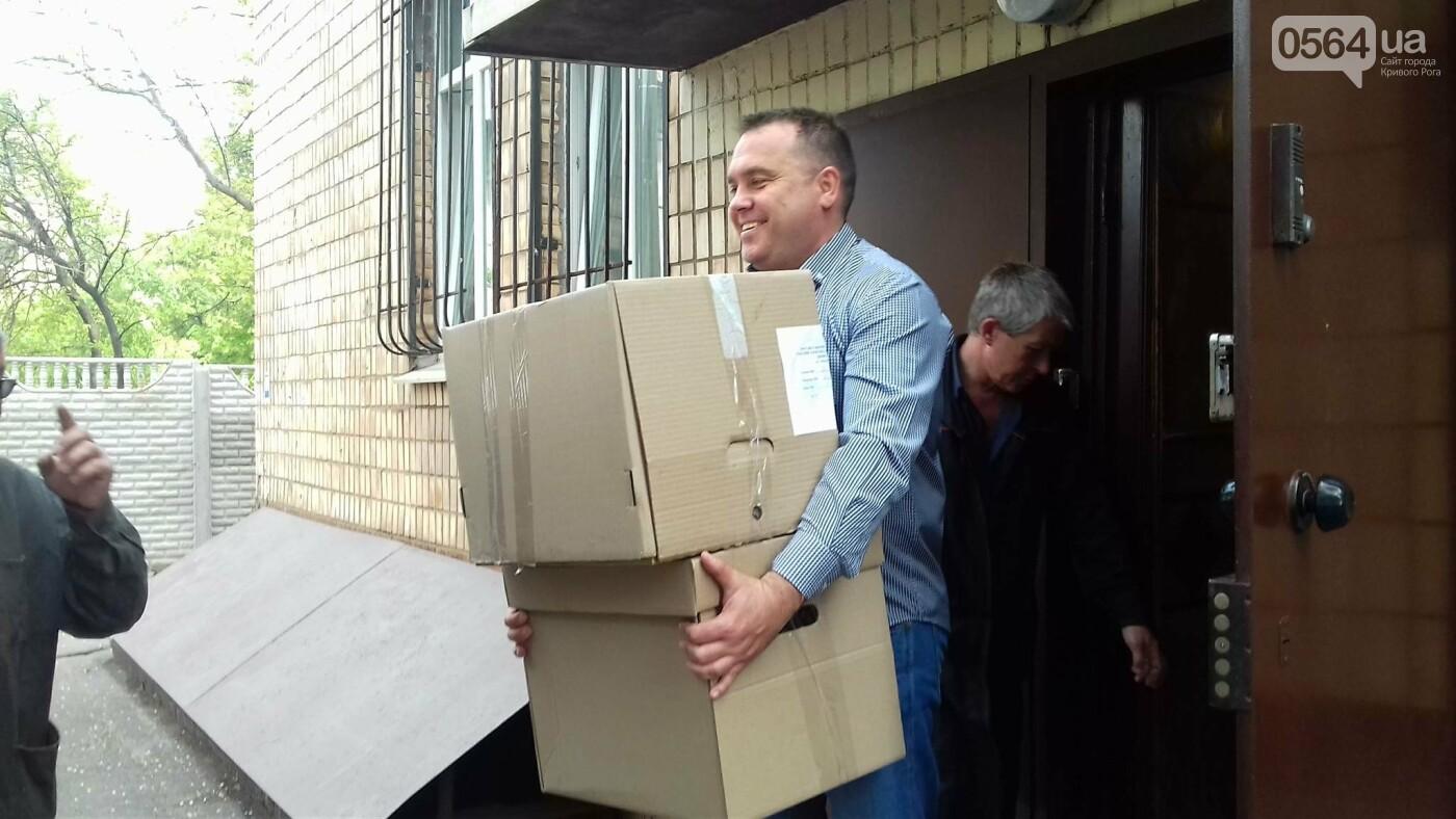 ОИК в Кривом Роге завершают работу и сдают документы в архив, - ФОТО, фото-7