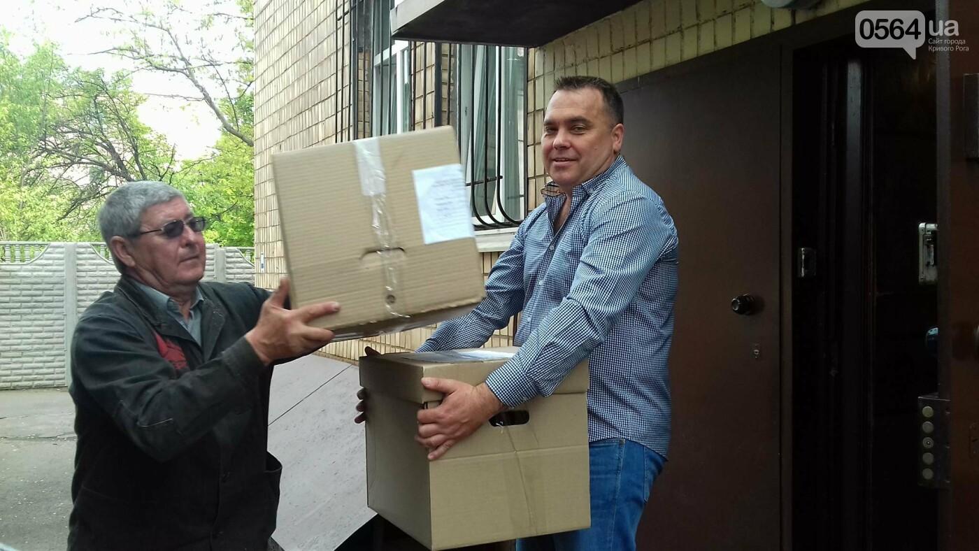 ОИК в Кривом Роге завершают работу и сдают документы в архив, - ФОТО, фото-13