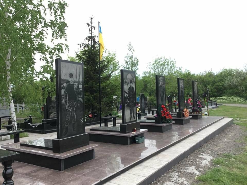 """""""Души их будут пребывать в блаженстве..."""", - в Кривом Роге священники ПЦУ провели панихиды на могилах воинов, погибших за Украину, - ФОТО,..., фото-12"""