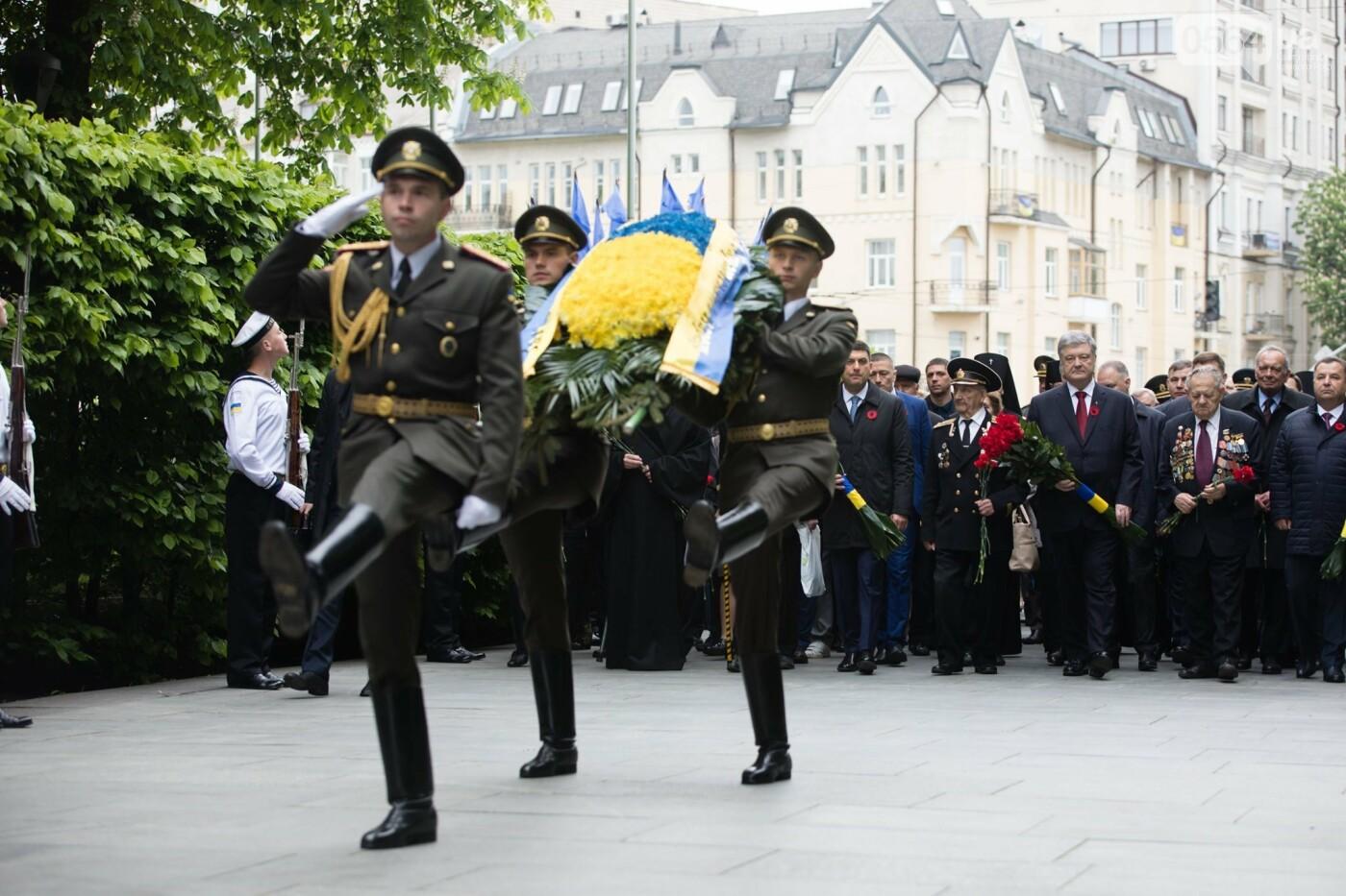 Порошенко: 5 лет потомки победителей нацизма защищают свободу и выбор украинского народа от российской агрессии, фото-2