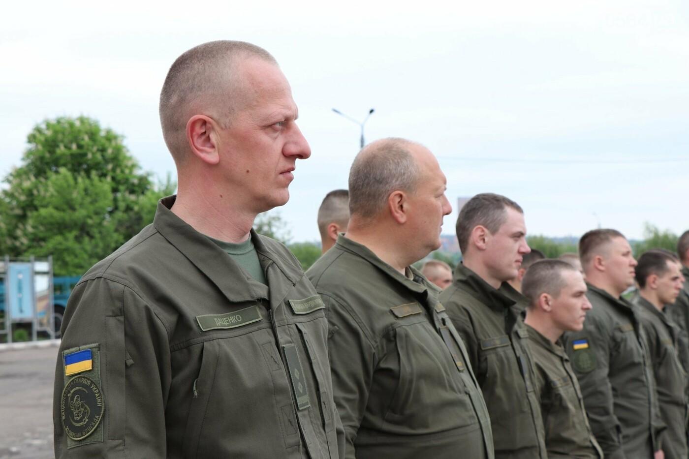 В Кривом Роге почтили память генерал-майора Александра Радиевского, - ФОТО, фото-7