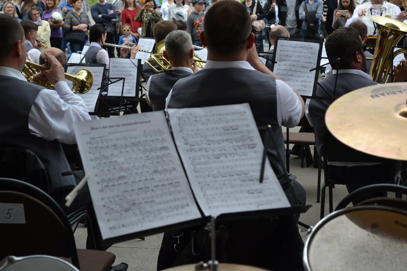 Играют все: на проспекте Почтовом в Кривом Роге проходит фестиваль уличной музыки, - ФОТО, ВИДЕО, фото-15