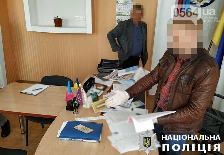 Криворожские полицейские задержали на взятке председателя райсовета, - ФОТО , фото-1
