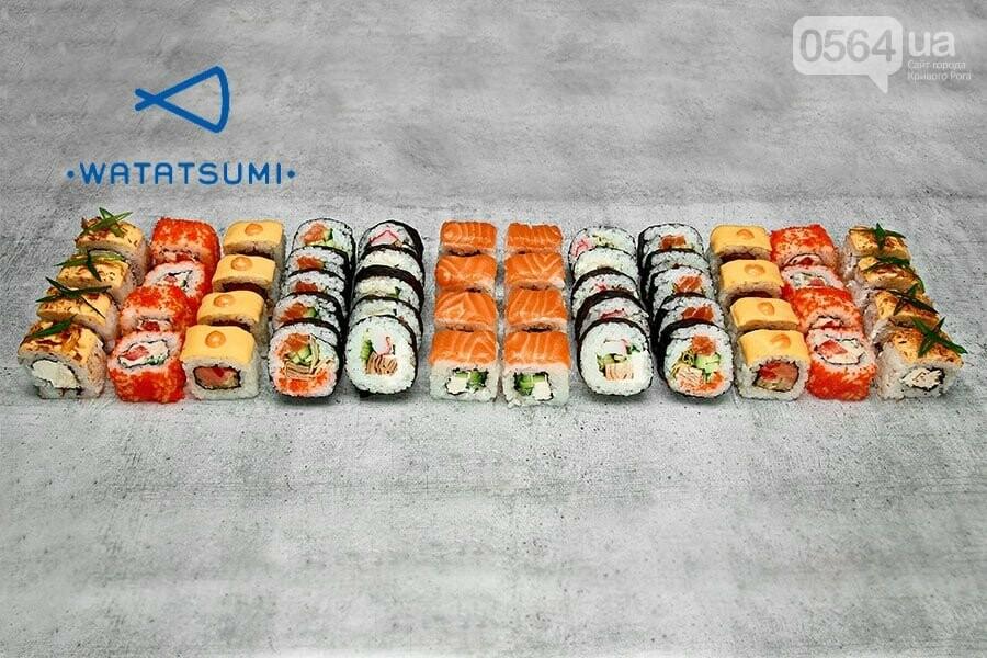 Доставка еды Watatsumi - самая быстрая в Днепре, фото-2