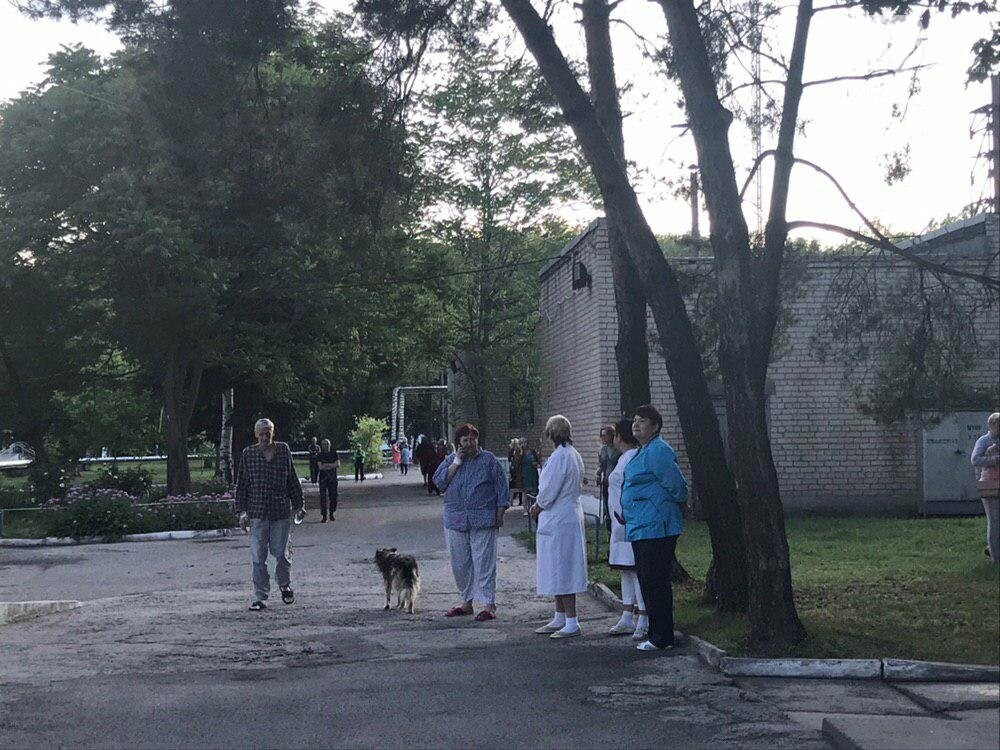 Из криворожского онкодиспансера эвакуируют пациентов, - ФОТО , фото-2