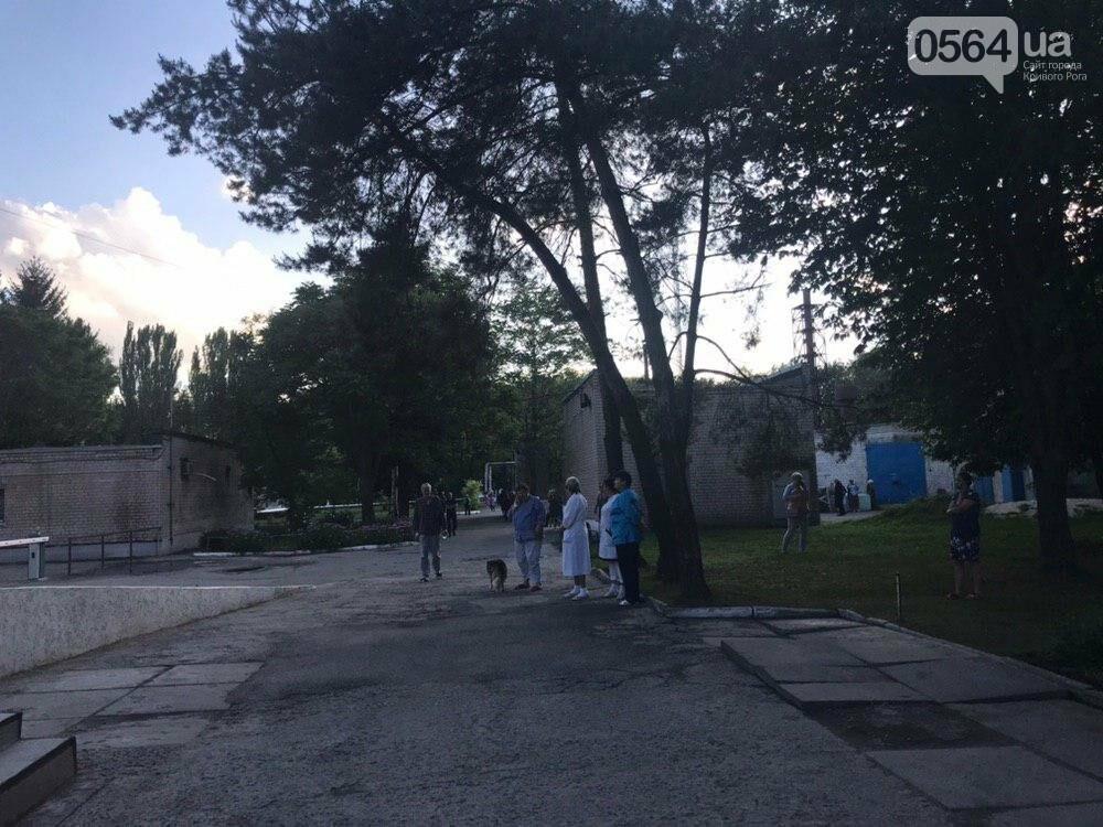 Из криворожского онкодиспансера эвакуируют пациентов, - ФОТО , фото-5