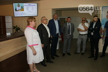В Кривом Роге после капитального ремонта открыли фактически новую амбулаторию в Долгинцевском районе, фото-6