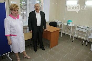 В Кривом Роге после капитального ремонта открыли фактически новую амбулаторию в Долгинцевском районе, фото-3