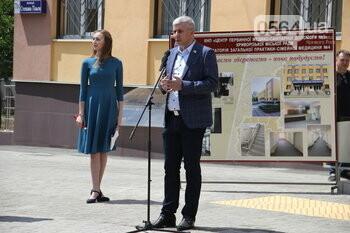 В Кривом Роге после капитального ремонта открыли фактически новую амбулаторию в Долгинцевском районе, фото-7