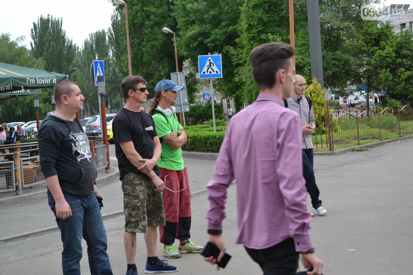 Концерт от Madisan Rock Club: криворожские музыканты поддержали юную Алину Михалковскую, - ФОТО, ВИДЕО, фото-11